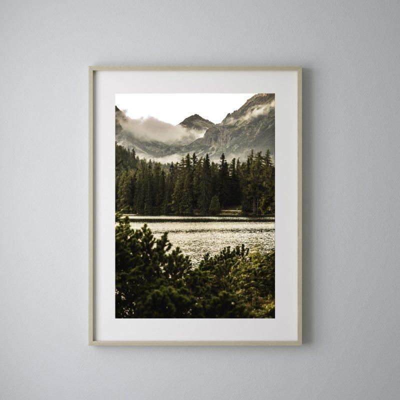 gory jezioro